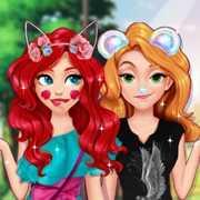 Princesses IRL Social Media Adventure