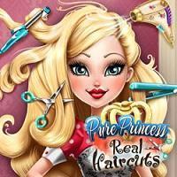 Pure Princess Real Haircuts
